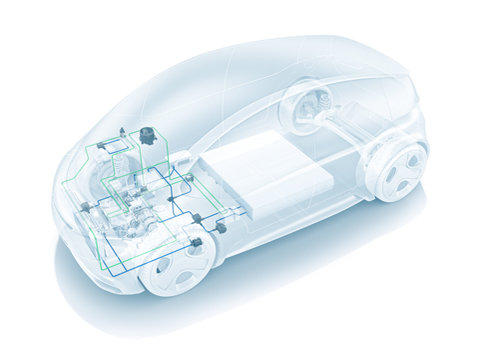 Thermal management for electric vehicles