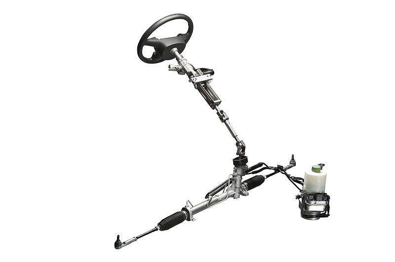Electro Hydraulic Steering System