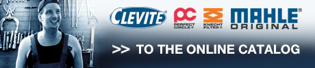 MAHLE banner ad