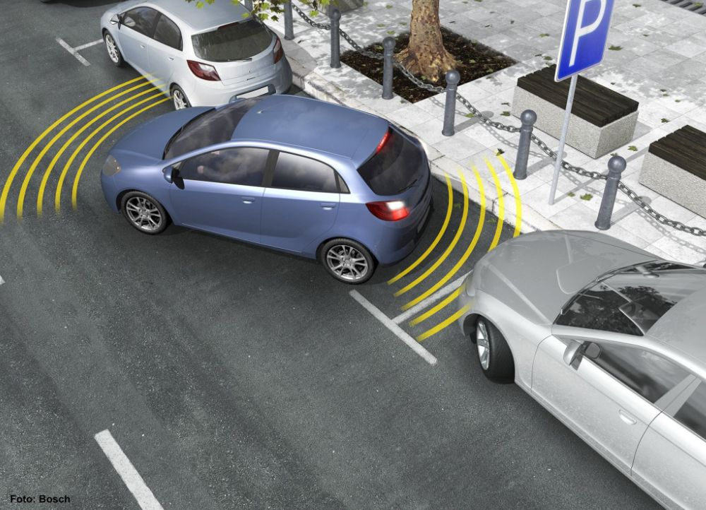 Parking aid | Driver Assistance Systems | My car dictionary